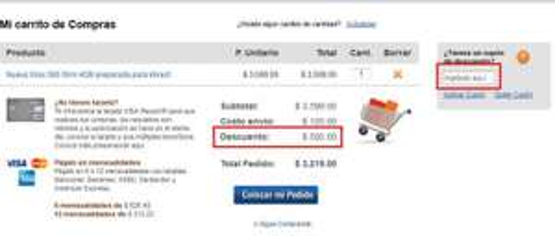 Decompras.com: $500 de descuento en compras de $800