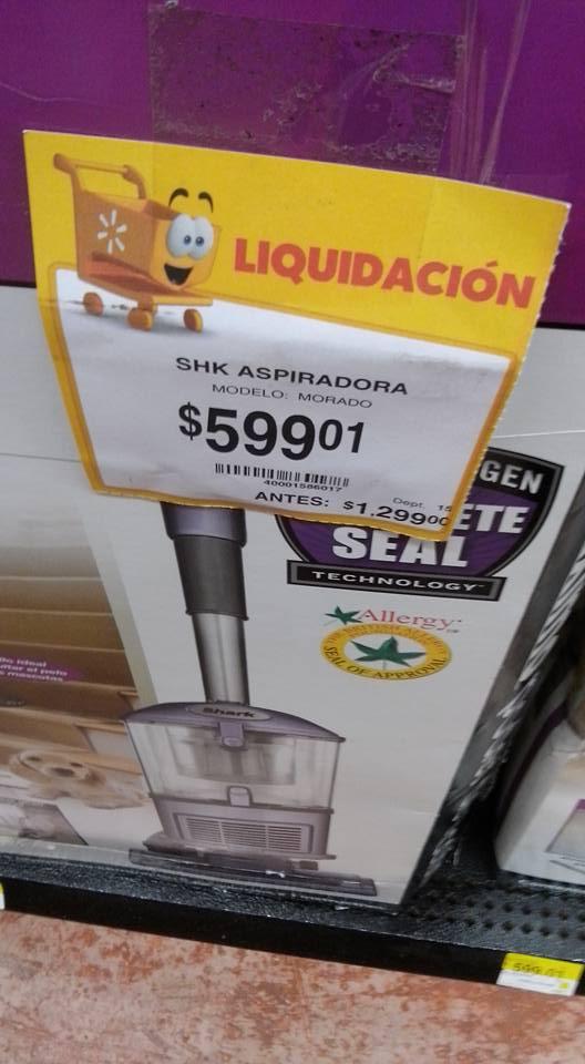 Walmart : Aspiradora SHK a $599.01