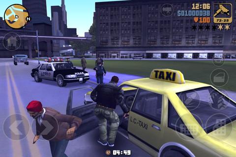 Grand Theft Auto 3 para Android a 1 dólar