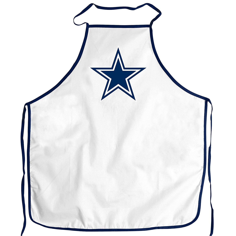 Amazon: Mandil - Delantal NFL Dallas Cowboys