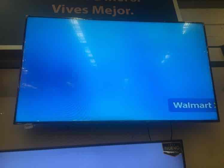 """Walmart Reforma Puebla: pantalla Smart TV Samsung 65"""" a $12,995"""
