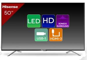 "Elektra: Hisense Pantalla LED 50"" Smart TV UHD"