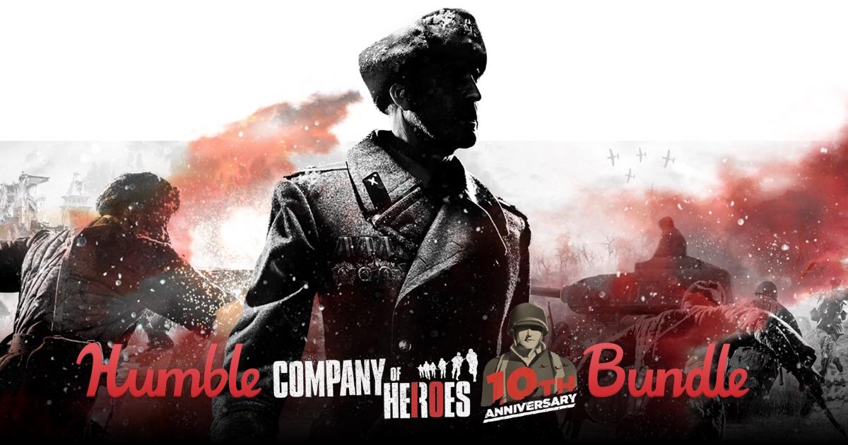 Humblebundle Company of Heroes(Steam PC)