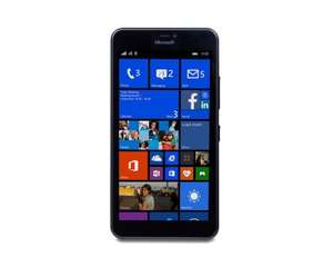 Coppel: Lumia 640XL Negro de $3, 299 a $1,799