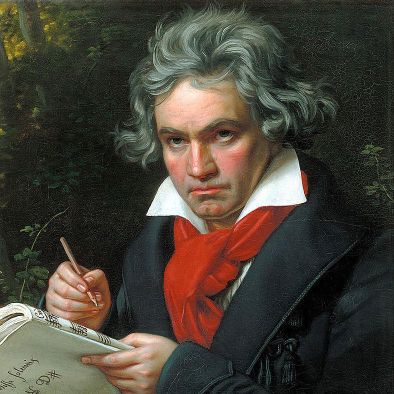 GRATIS: Sinfonía N.º 4 de Ludwig van Beethoven como descarga GRATUITA por cortesía de Open Music Library.