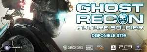Game Planet: Ghost Recon Future Soldier a $799