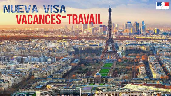 Visa de trabajo para Francia
