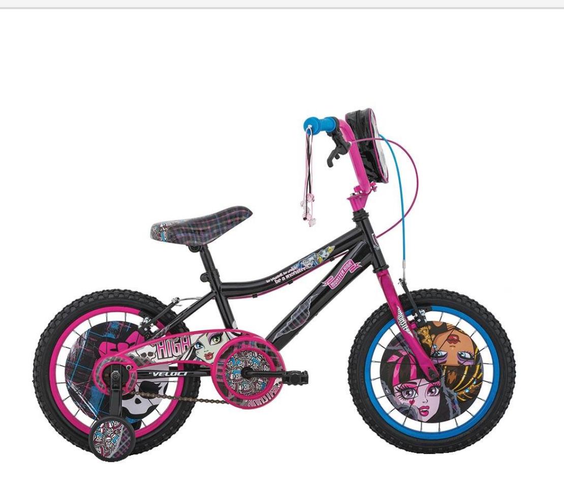Bodega Aurrerá: Bicicleta monste high R16 a $624.01, Triscoter jurasic world a $240.01 y más
