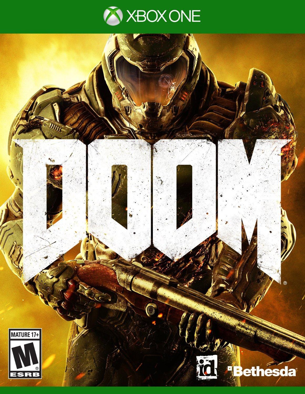 Amazon: Doom para Xbox One a $441