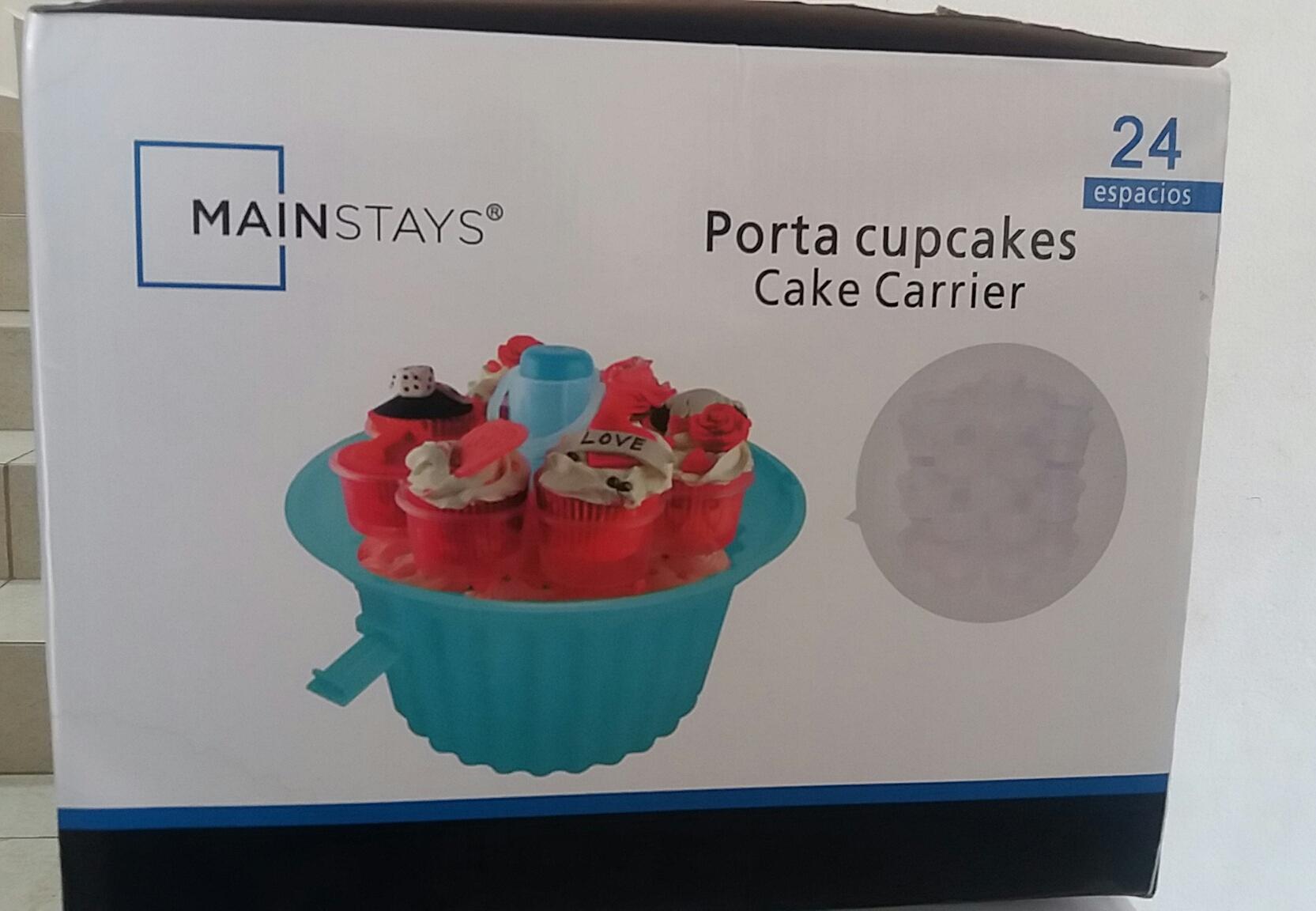 Walmart: portacupcake Mainstays a $33.01