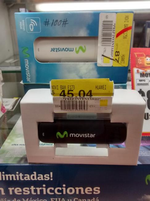 Walmart: Movistar BAM a $45.04