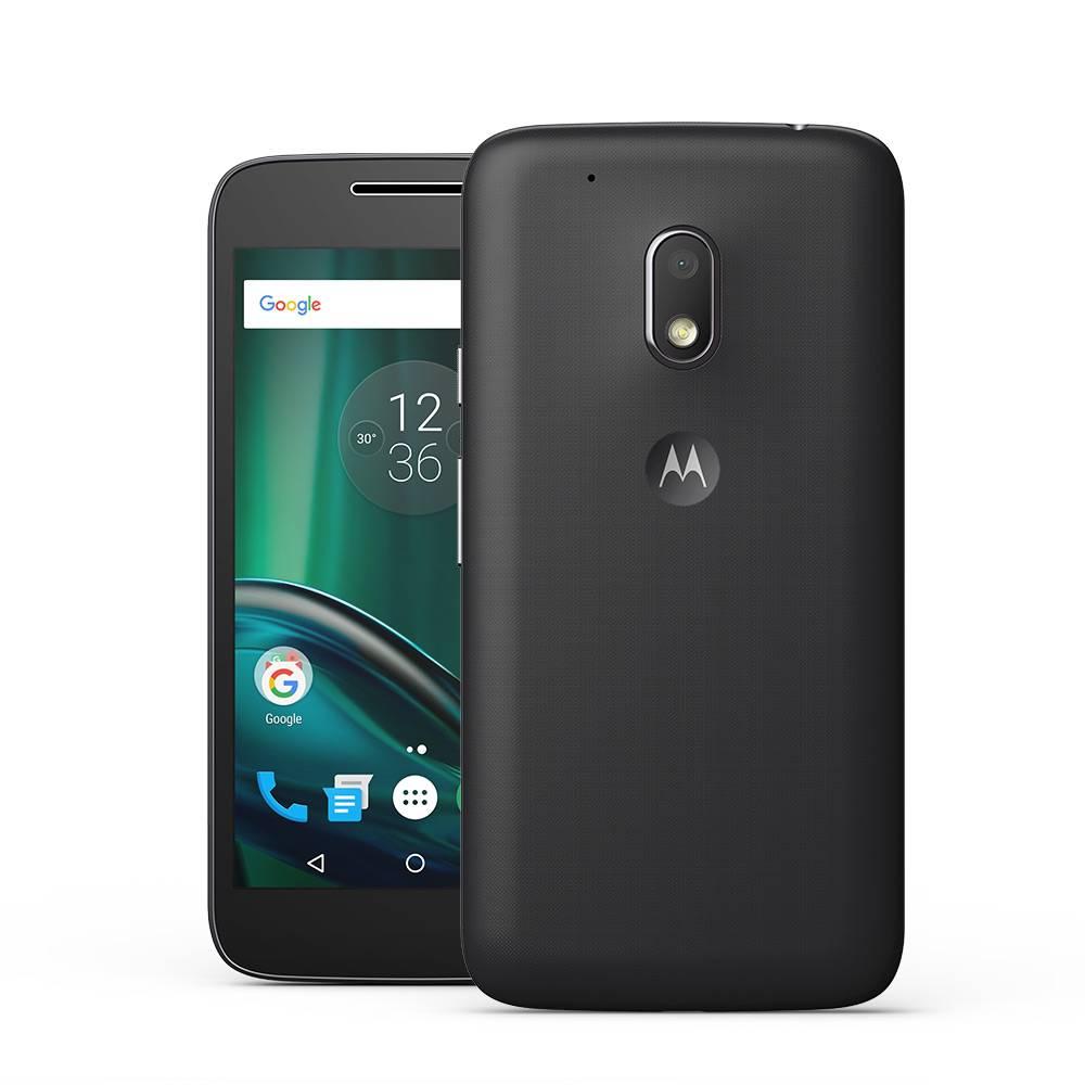 Walmart en línea: Smartphone Motorola Moto G4 Play Negro 16 GB Desbloqueado a $3,197