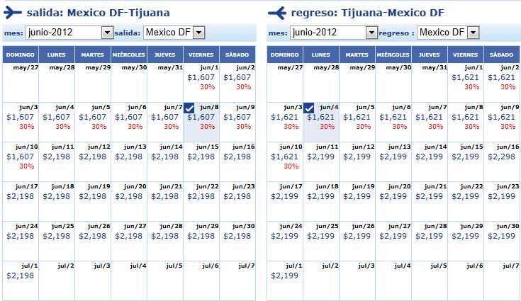 Interjet: 30% de descuento en todos los destinos (oferta extendida)