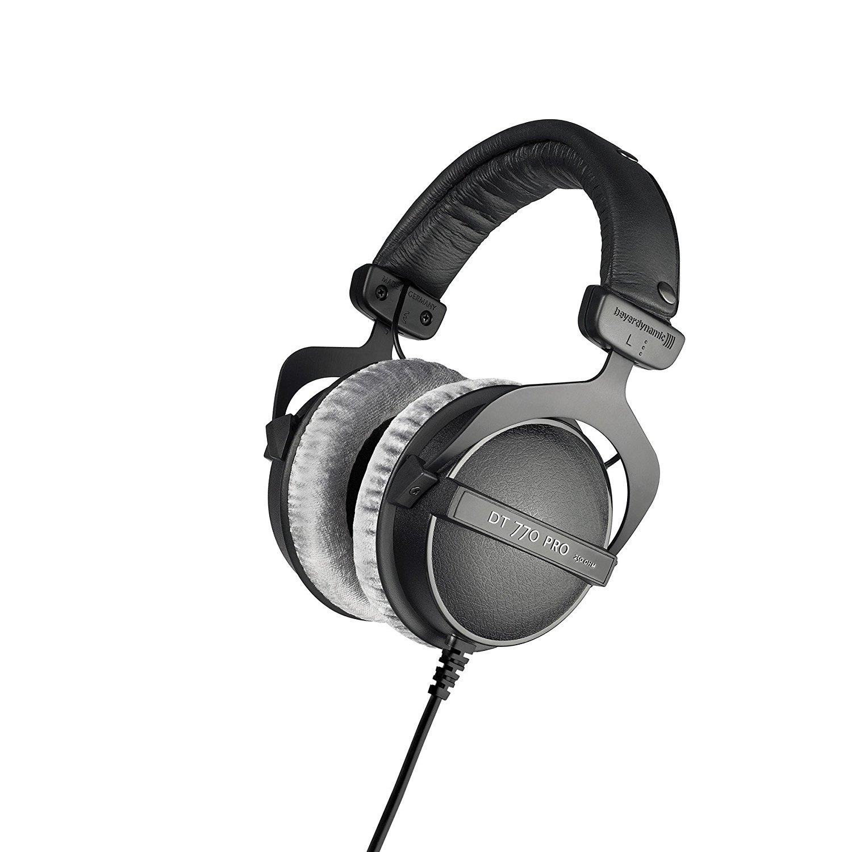 Amazon: Audífonos Beyerdynamic DT 770 80 ohms