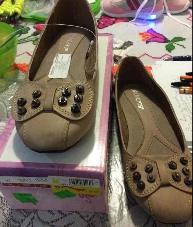 Walmart: zapatos dama número 26 a $30.01