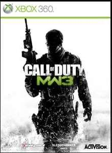 Xbox Live: mapas gratis para Call of Duty Modern Warfare 3