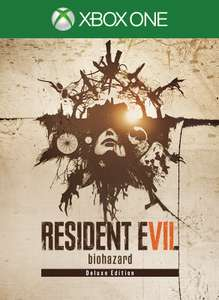 Xbox Store: Resident Evil 7 Deluxe Edition (Preventa)