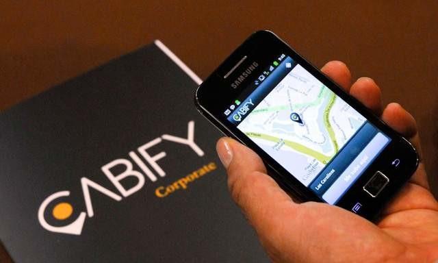 Cabify: $30 de descuento en los próximos 5 viajes - todos los usuarios (CDMX)
