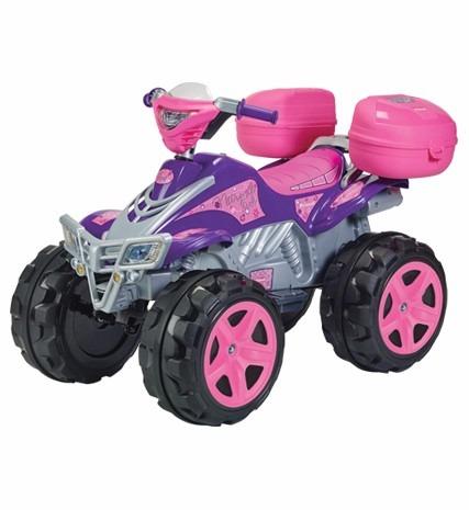 Walmart Irapuato: Moto electrica Nitro Girl PRINSEL, precio de lista $4,000, precio en tienda fisica $ 960.01, tabla de pataleo a $42.01