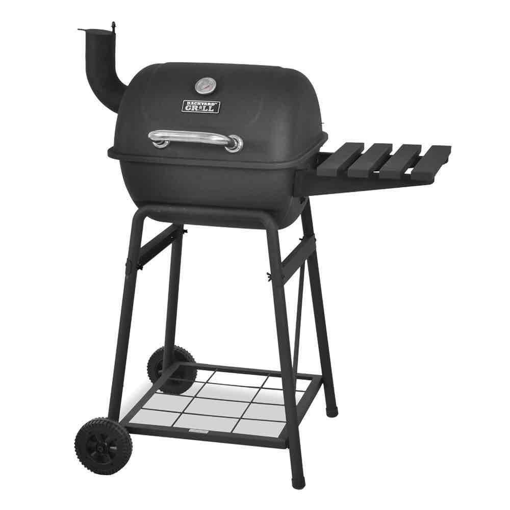 Walmart: Asador de Carbón Tipo Barril Backyard Grill