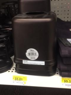 Walmart: Caja para Pañuelos de $299 a $33.01