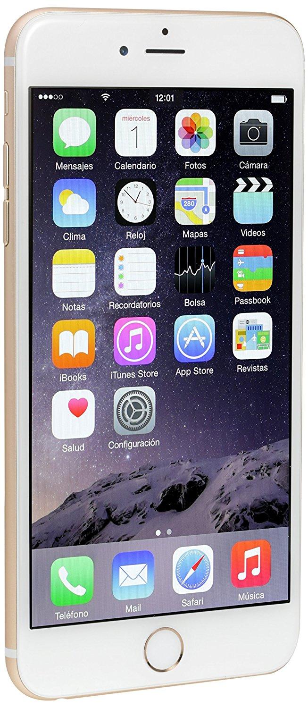 Amazon: iPhone 6 PLUS 128Gb color oro a $13,199 - 10% con Banorte = $11,879.10