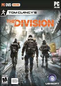 Amazon: Tom Clancy's The Division - PC $286