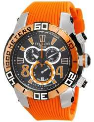 Amazon: Reloj MULCO Unisex Stainless Steel Casual