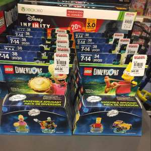 Sears: Lego Dimensions Simpsons a $49