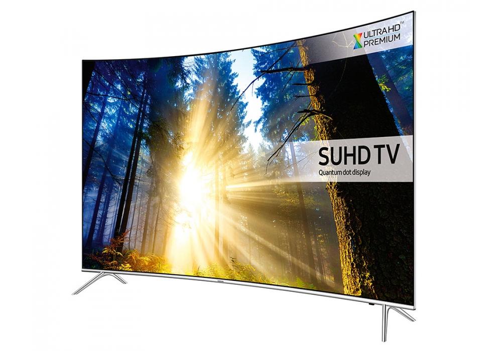 Amazon: Samsung UN55KS7500FXZX (Curvo) 4k HDR Premium (1,000nits) 10Bits