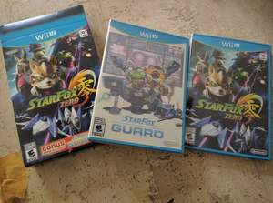 Amazon México: Star Fox Zero + Starfox Guard Wii U a $639
