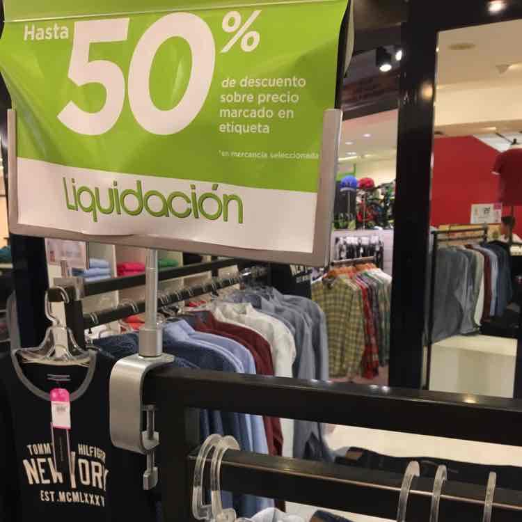 Liverpool: camisas Calvin Klein y Nautica hasta 50% de descuento