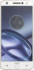 Amazon MX: Moto Z Blanco Banorte $10,800 12 MSI