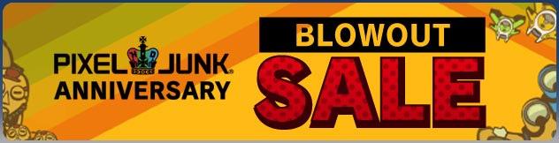 PlayStation Store: juegos de PixelJunk a 1 dólar