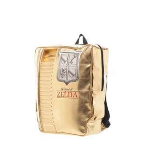 GamePlanet: Backpack de Zelda (Cartucho Dorado)