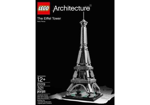 Liverpool en línea: Lego Architecture