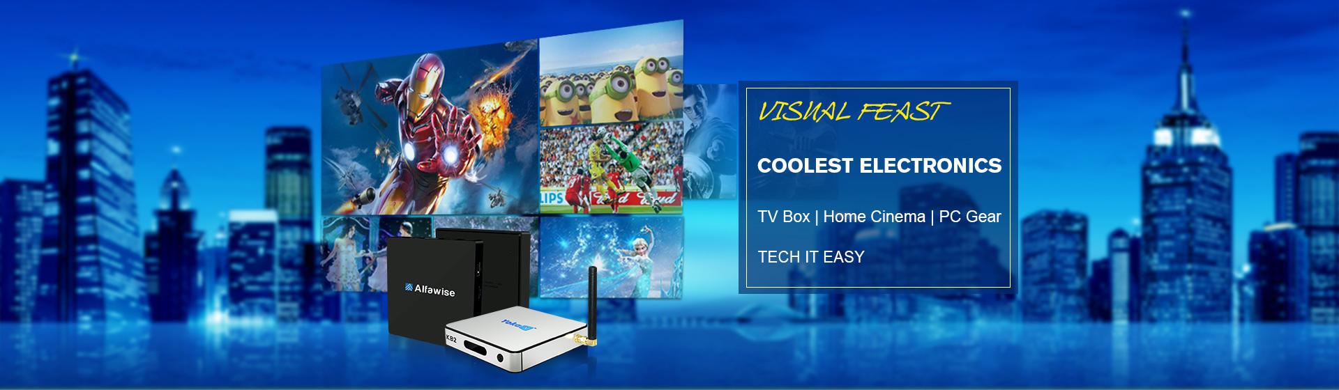 Gear Best: Ofertas en dispositivos para entretenimiento en casa y computación