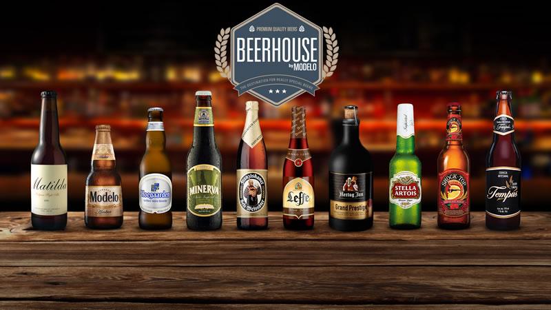 Beerhouse: Código MASTERBEER 30% pagando con MASTERCARD