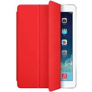 Best Buy: Smart Cover iPad air 1 y 2 color rojo
