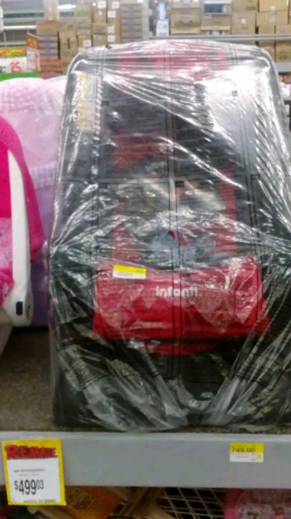 Bodega Aurrerá: Chicoloapan silla para auto
