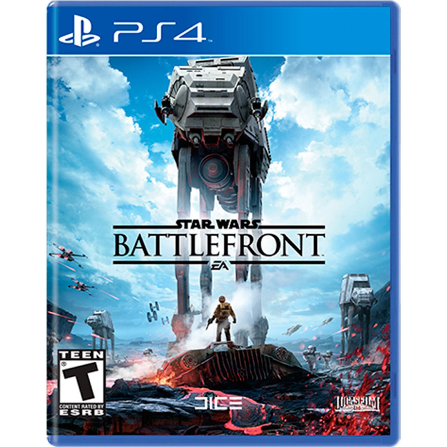 Palacio de Hierro por internet: star wars battlefront  para PS4