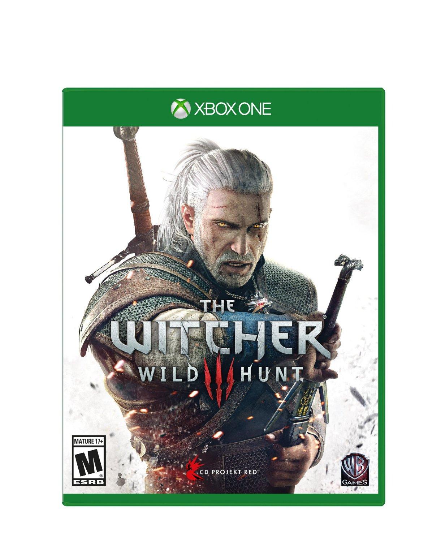 Amazon: XBOX ONE - The witcher 3 Wild Hunt