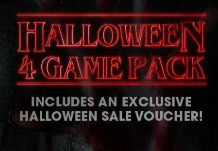 Halloween 4 Game Pack cuatro juegos para steam