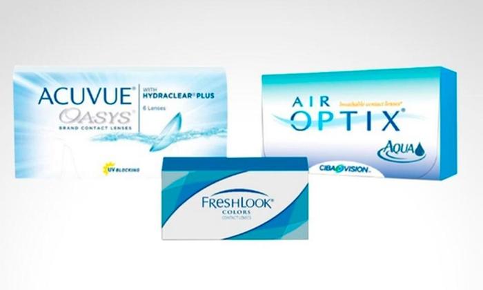 Groupon: $100 por gift card de $300 para lentes de contacto con Lentesplus