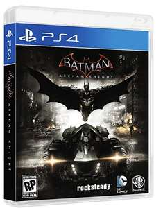 Amazon: Warner Bros Batman: Arkham Knight, PS4 - Standard Edition