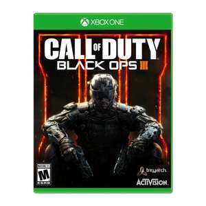 Sam's Club: CoD Black Ops 3 para Xbox one y PS4 a $499 o menos