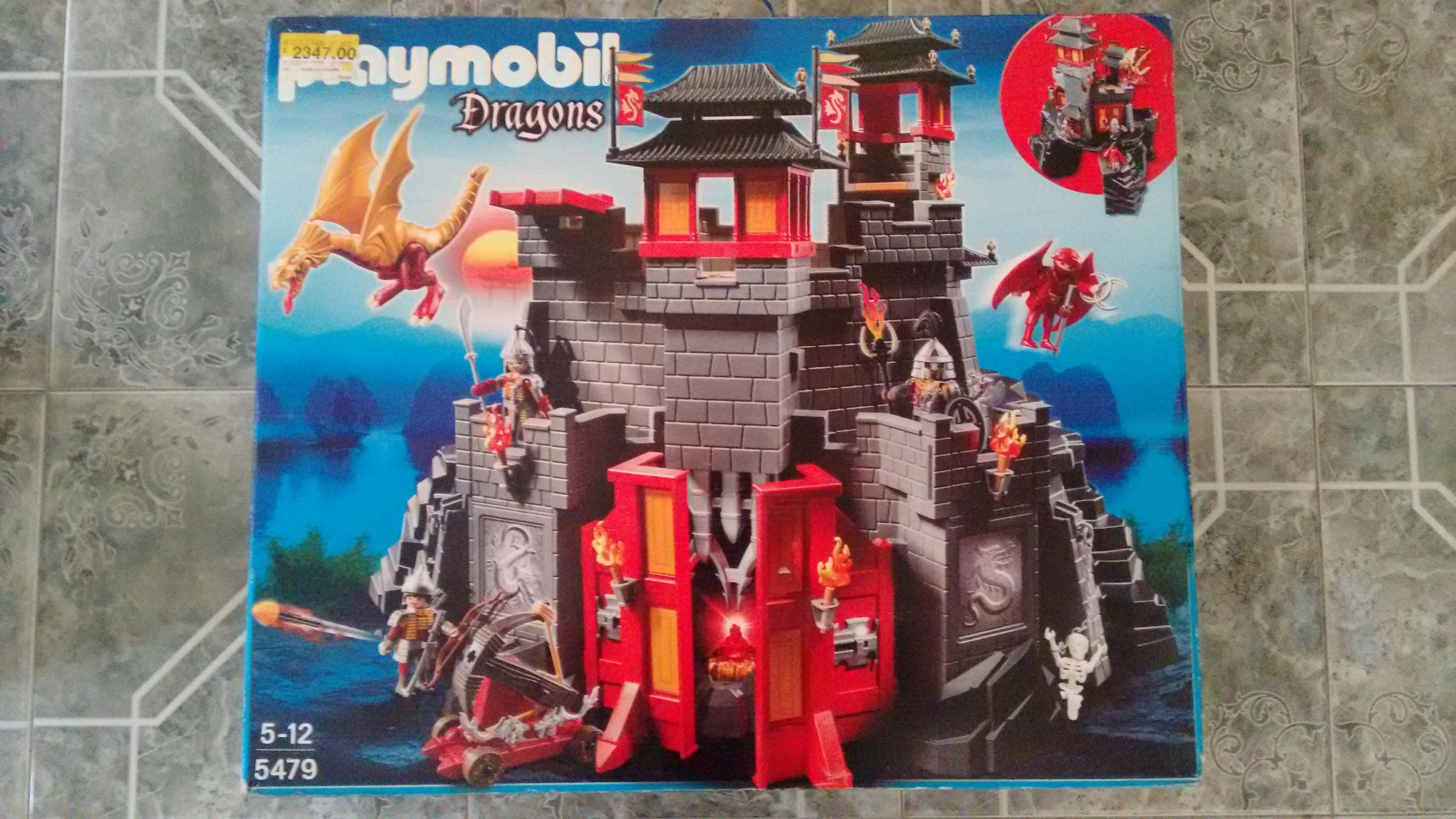 Bodega Aurrerá: Playmobil Castillo Dragón de $2,347.00 a $720.01 y más