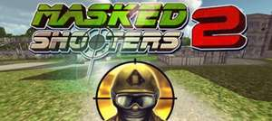( Steam ) Masked Shooters 2 Gratis