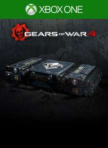 Gears Of War 4: Packs de Horda + Camisa Avatar Dodgeball GRATIS
