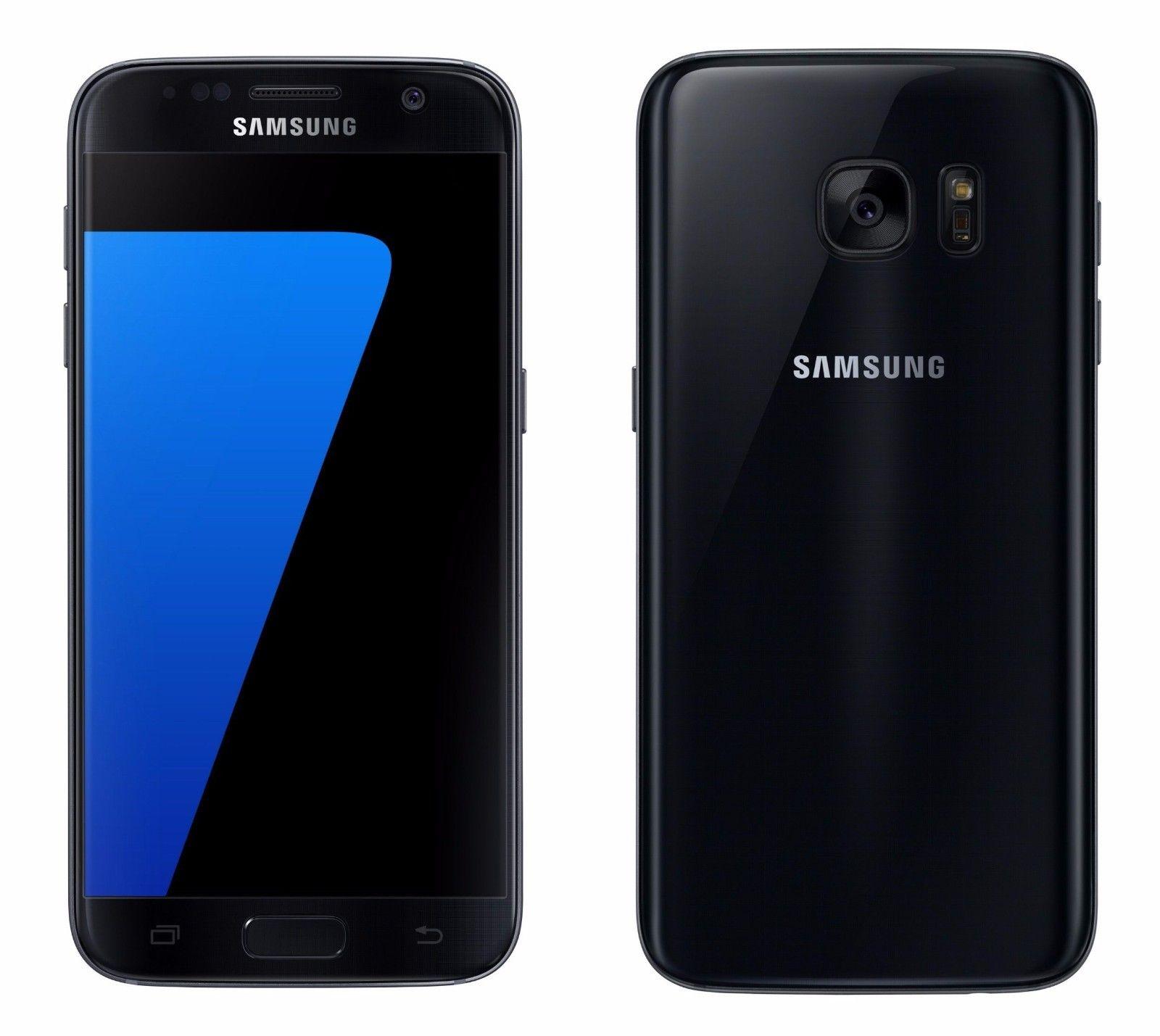 Ebay: Samsung Galaxy S7 32GB G930P (GSM Unlocked) 4G LTE 12MP Smartphone Black A
